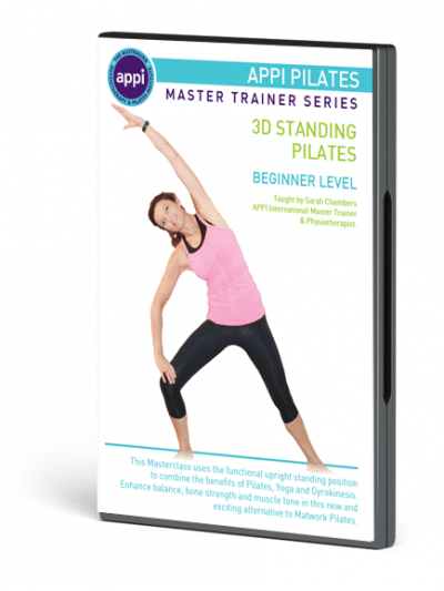 NEW Standing Pilates DVD - Beginner