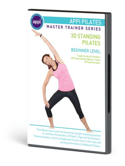 NEW Standing Pilates DVD - Beginner