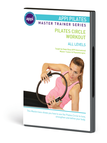 NEW APPI Pilates Circle Workout DVD