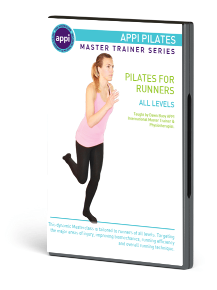 NEW APPI Pilates for Runners DVD