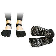 APPI Non-Slip Grip Sock - Full Toe