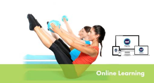 Pilates Online Training